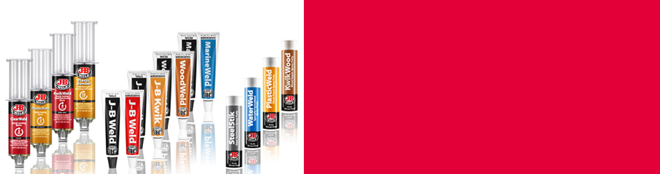 J-B Weld NZ Ltd imports and distributes the full range of J-B Weld adhesive products manufactured by J-B Weld Company of Sulphur Springs, Texas, USA. J-B Weld is internationally known as 'the world's strongest bond' with a range of adhesives for almost any application.